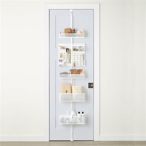 White Wall Rack by White Wall Rack Cosmecol