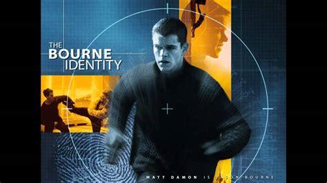 The Bourne Identity the bourne identity soundtrack hd