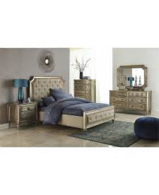 bedroom sets furniture on white 3 set