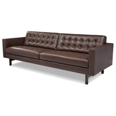 american leather loveseat american leather parker sofa