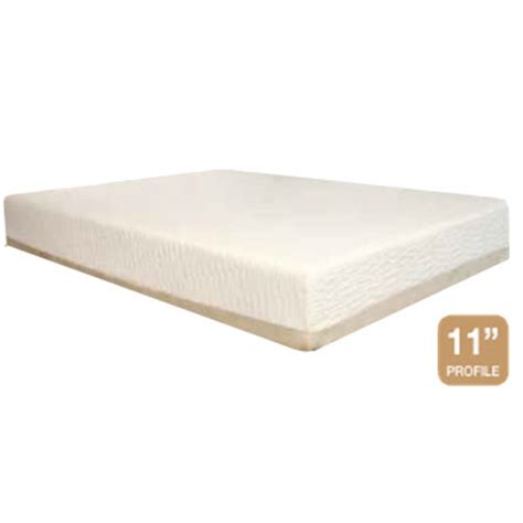 Xl Mattress Measurements by 11 In Mattress Xl Size