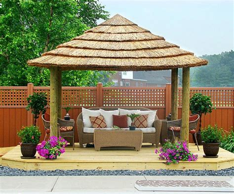 Backyard Gazebo Ideas Quiet Corner | backyard gazebo ideas quiet corner