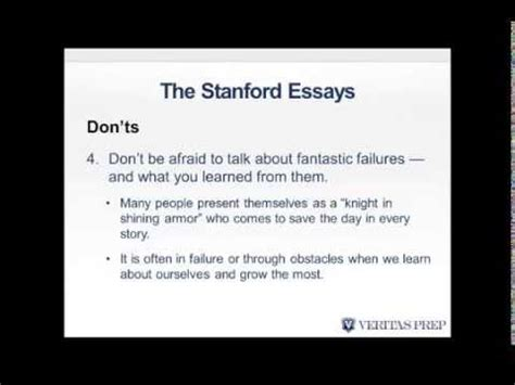 Stanford Mba Essays That Worked by Write Like An Expert Stanford Gsb Essays Analyses 2014