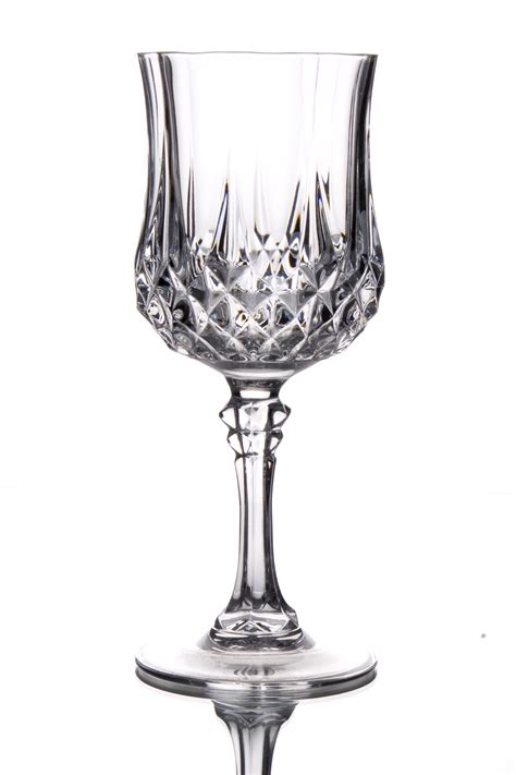 Stemware Wine Glasses Raise Your Vintage And Secondhand Glasses This