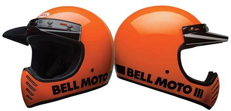 retro motocross helmet bell adds retro moto 3 helmet motorbike writer