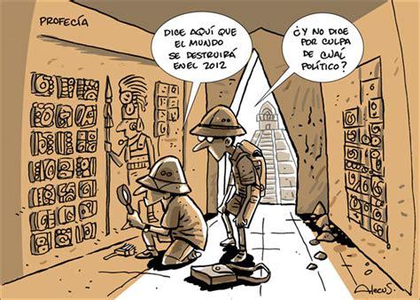 Calendario 2012 Profecias Im 225 Genes Divertidas De Mayas