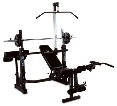 phoenix power pro olympic bench obsession fitness exercise equipment home gyms phoenix 99226 power pro olympic