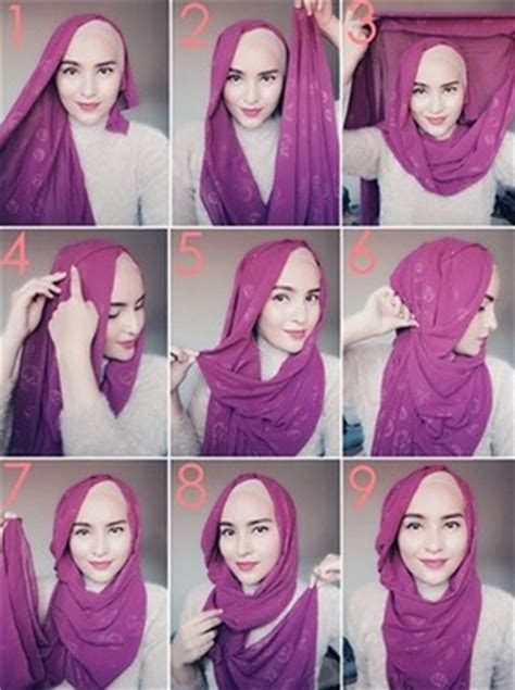 tutorial hijab pashmina simple ala zaskia sungkar elegan and terbaru hijab tutorials ala zaskia sungkar