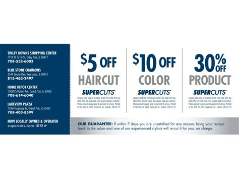 haircut coupons kansas city haircut color product sale orland park il patch