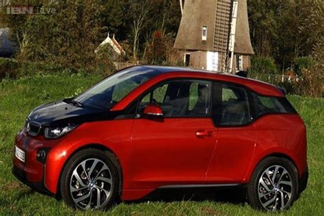 bmw i3 launch in india bmw to launch i3 electric car in india in 2014 ibnlive