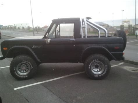 Jeep Bronco Ford Bronco 4x4 Jeep For Sale In Bundoran Donegal From