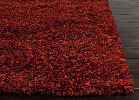 Living Room Red Shag Area Rug With Room Area Rugs Modern Modern Contemporary Area Rugs