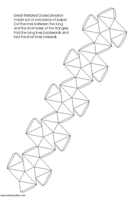 geometry net templates 46 best images about 3d geometric box templates on