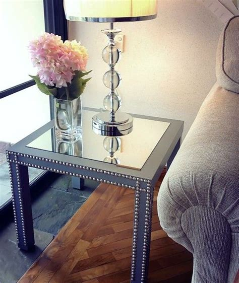 ikea end table hack decor hack diy ikea lack table for the home pinterest
