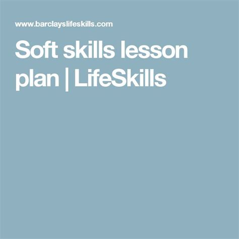 Soft Skills Activities For Mba Students by Best 25 Career Education Ideas On Enfp
