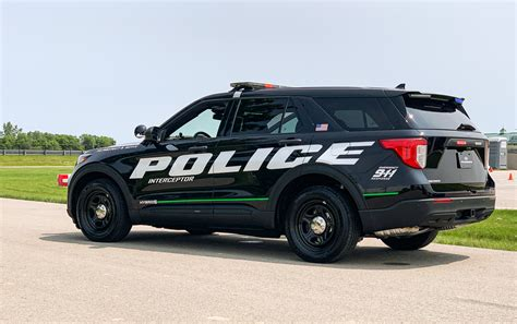 Ford Interceptor 2020 by We Drove The 2020 Ford Interceptor And Criminals Better