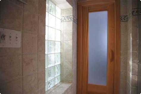 Sauna Glass Doors Opaque Sauna Glass Door