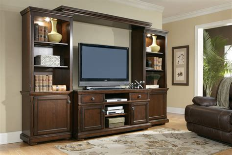 tv units designs houzz signature design by ashley porter large rustic brown