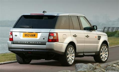 land rover 2007 range rover 2007 sport youtube autos post