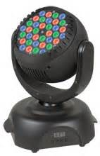 Irradiant Lighting Irradiant Introduces New Rgb Mini Moving Head With 3in1