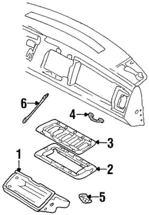 chevrolet k1500 parts oem instrument panel for 1991 chevrolet k1500