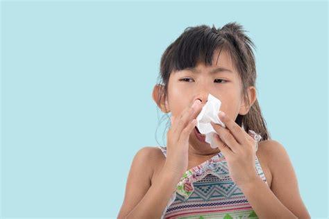 Saat Teduh Anak Level 1 si kecil sedang flu jangan panik lamandel obat amandel alami