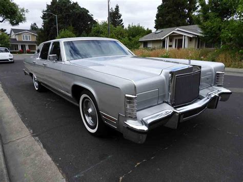 School Lincoln Continental by 1978 Lincoln Continental For Sale Classiccars Cc