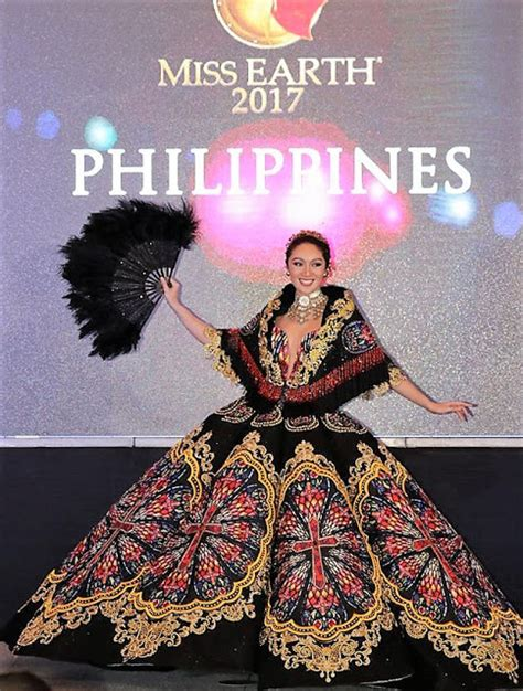 design contest philippines 2017 sashes and tiaras miss earth 2017 finals winner gown