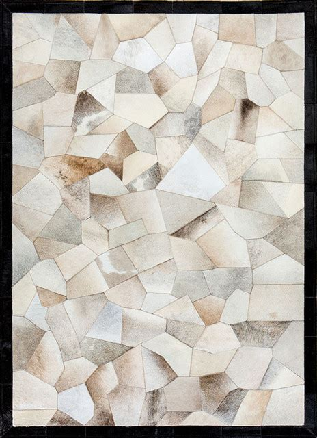 cowhide patchwork rugs in contemporary home decor modern mosaic quartz cowhide patchwork rug contemporary floor