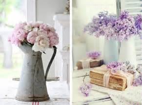 i shabby chic i fiori un elemento decorativo tipico dello shabby chic