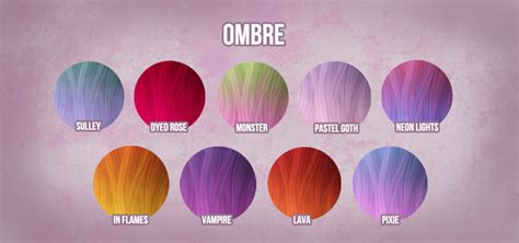 hair color to download for sims 3 ikarisims hair colors presets part ii and iii eris