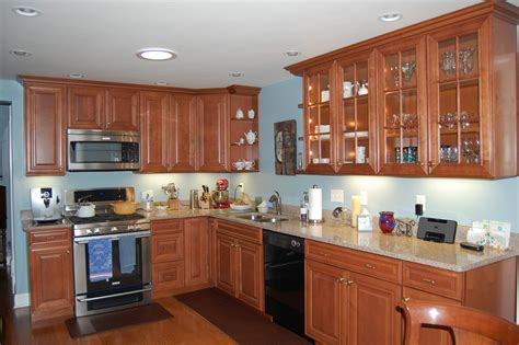 Kitchen Cabinet Manufacturers Reviews by Review On American Kitchen Cabinets Labels Home And