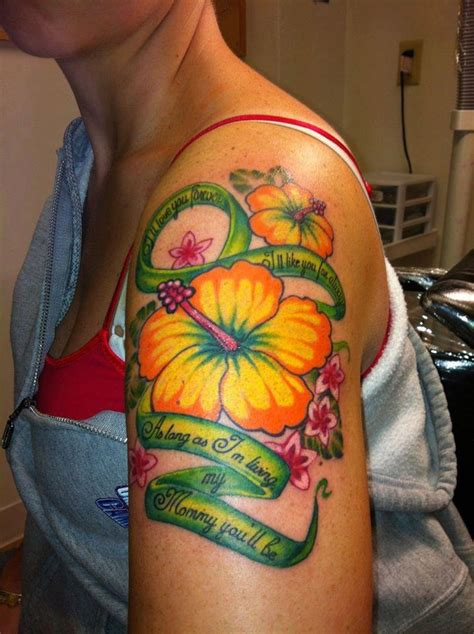 memory of her mom tattoo memorial tattoos pinterest