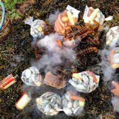 backyard clambake new england seafood on pinterest lobster rolls clam