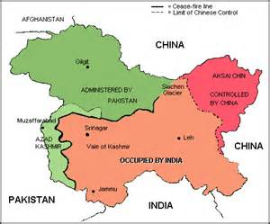 Kashmir India Map by Kashmir The Paradise On Earth Amp Indian Atrocities The