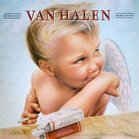 Kaos Vanhallen Vanhalen 30 years ago today halen 1984 a looking back review rob s wall of