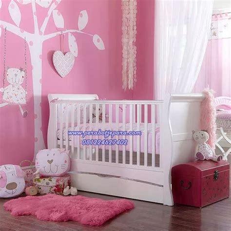 Ranjang Bayi Paling Murah jual box bayi kayu duco warna putih harga murah model
