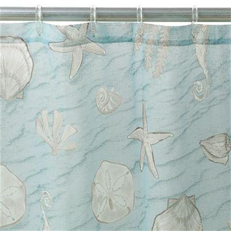 coastal shower curtains sonoma style coastal shower curtain