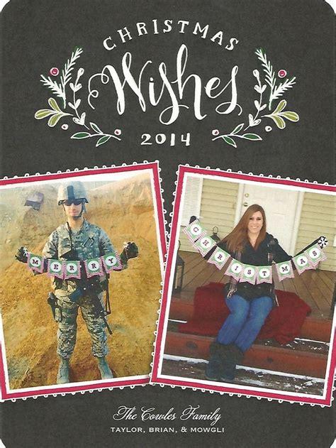 deployment christmas card military deployment christmas cards  deployment care packages