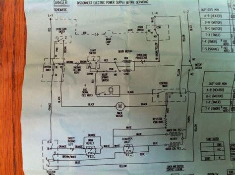 ge electric dryer    run