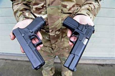 Sun Go Kong Keychain armed forces get new pistol since world war