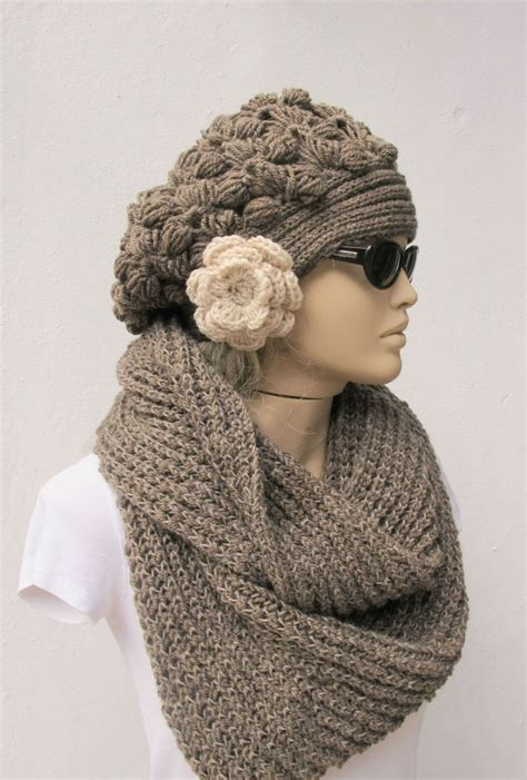 knitting pattern scarf and hat set free crochet hat and scarf set patterns my crochet
