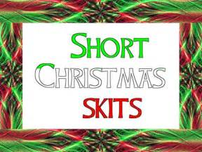 shorter christmas skits freebie from fools for christ