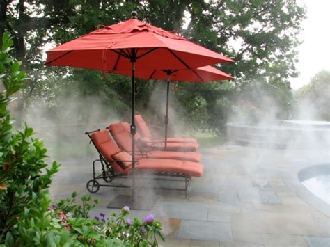 Best Patio Misting System by Best Guide To Installation Artificial Misting Systems