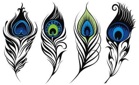 peacock feather tattoo tattoos with meaning