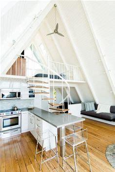 a frame house interior design