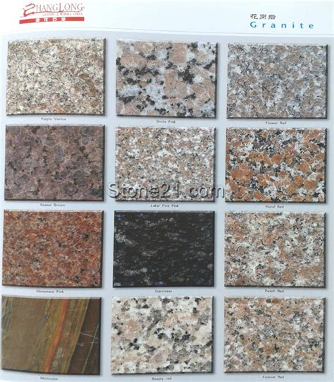 Colors Of Granite For Countertops by Granite Colors 2 China Granite Countertops Granite Slabs Marble Granite Colors For Countertops