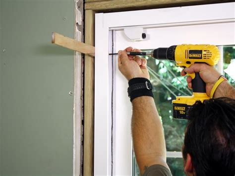 How To Remove A Sliding Patio Door How To Install Sliding Glass Doors How Tos Diy Inside Install New Glass Sliding Door Ward Log