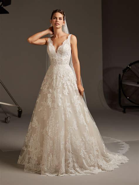 robes de mariee sur pronovias orion mariagesnet