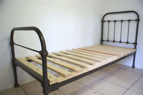 Iron Single Bed Frame Antique Single Iron Bed 2 Ft 6